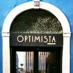 Restaurante Optimista, Lisboa